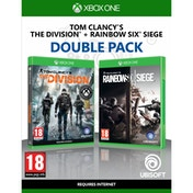 Tom Clancy's The Division + Rainbow Six Siege Double Pack Xbox One Game
