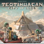 Teotihuacan City of Gods Board Game