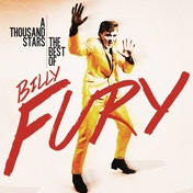 Billy Fury - A Thousand Stars: Best Of CD