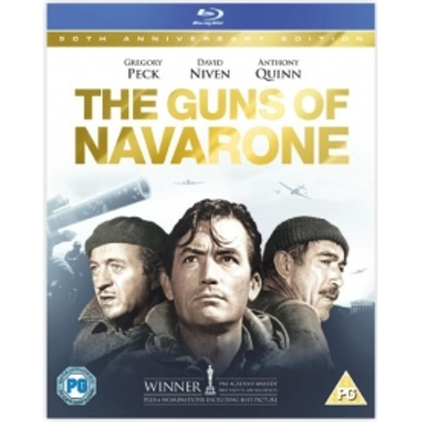 The Guns of Navarone Blu-ray