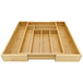 Bamboo Extending Cutlery Drawer | M&W - Image 5