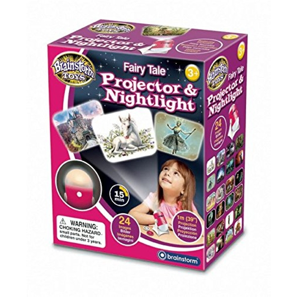 Brainstorm Fairy Tale Projector & Night Light