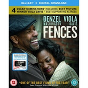 Fences Blu-ray