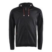 Hi-Tec Mens Large Black Dover Hooded Jacket