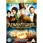 Adventurer: Curse Of The Midas Box DVD