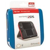 Nintendo Licensed Blue Flip Cover Case 2DS