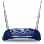 TP-LINK TD-W8960N 300Mbps Wireless N ADSL2 Modem Router UK Plug