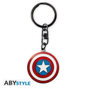 Marvel - Captain America Metal Keyring