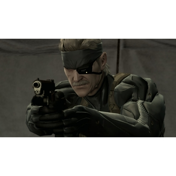Metal Gear Solid The Legacy Collection Solus Game PS3 (#) - Image 3