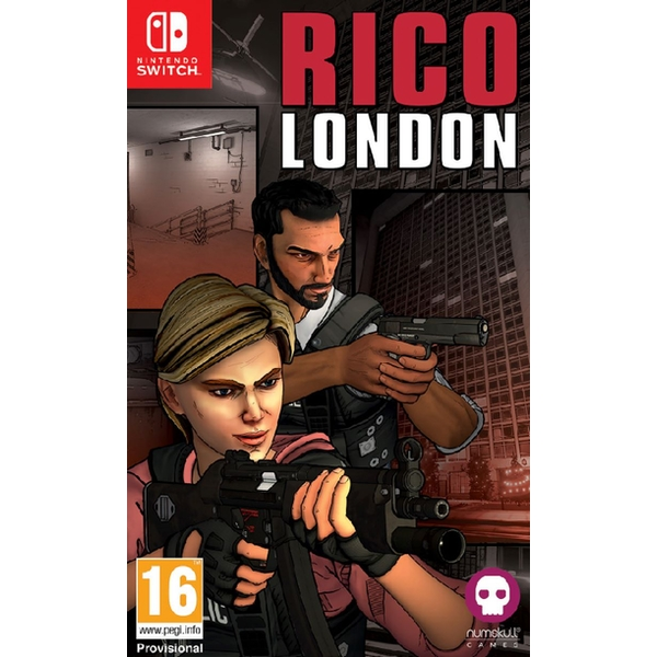 RICO London Nintendo Switch Game