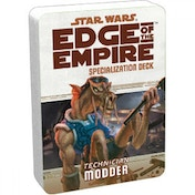 Star Wars Edge of the Empire Modder Specialization Deck
