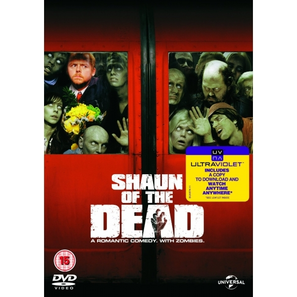 Shaun Of The Dead DVD & UV