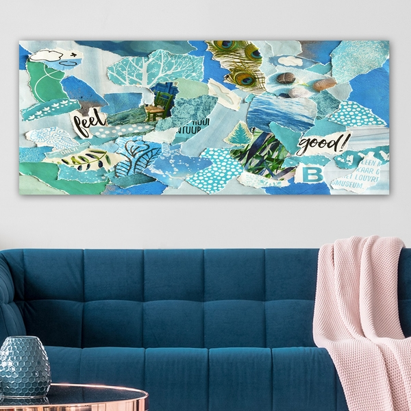 YTY556562842_50120 Multicolor Decorative Canvas Painting