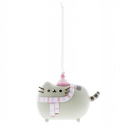 GUND Pusheen Winter Hanging Ornament
