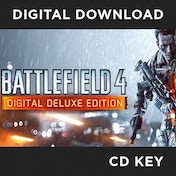 Battlefield 4 Deluxe Edition PC CD Key Download for Origin