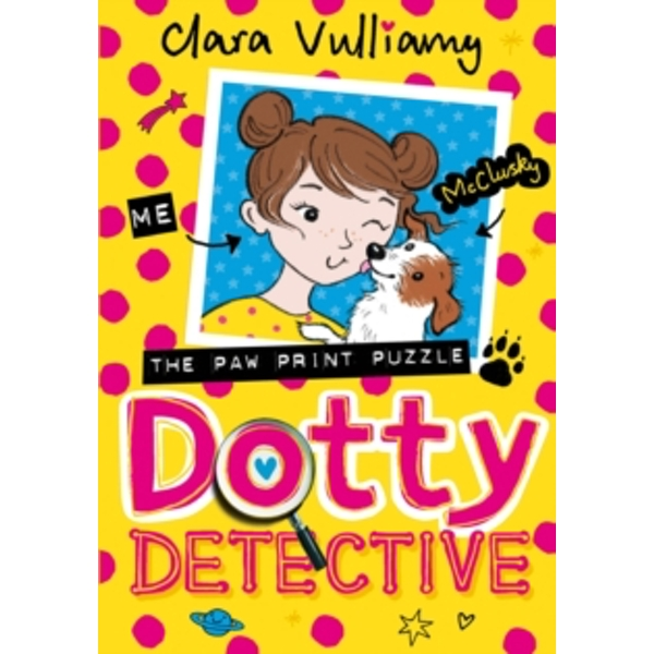 Dotty Detective and the Paw Print Puzzle : 2