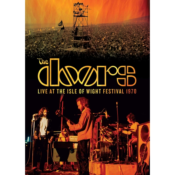 The Doors - Live At The Isle Of Wight Festival 1970 DVD
