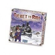 Ex-Display Ticket To Ride Nordic Used - Like New