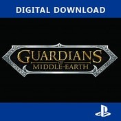 Lord Of The Rings LOTR Guardians Of Middle Earth PS3 PSN Digital Download Game