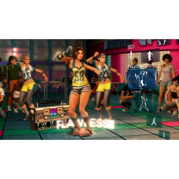 Kinect Dance Central Game Xbox 360 - Image 3