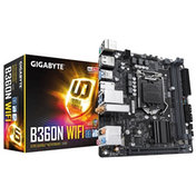 Gigabyte B360N WIFI Intel Socket 1151 Mini ITX Dual HDMI USB 3.0 Motherboard