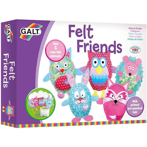 Felt Friends Creative Activity Set