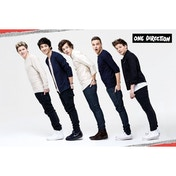 One Direction (line Torn) Maxi Poster