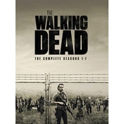 The Walking Dead Seasons 1-7 DVD