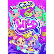 Shopkins Wild DVD