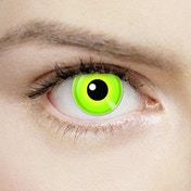 Hulk Rage 1 Month Halloween Coloured Contact Lenses (MesmerEyez XtremeEyez)