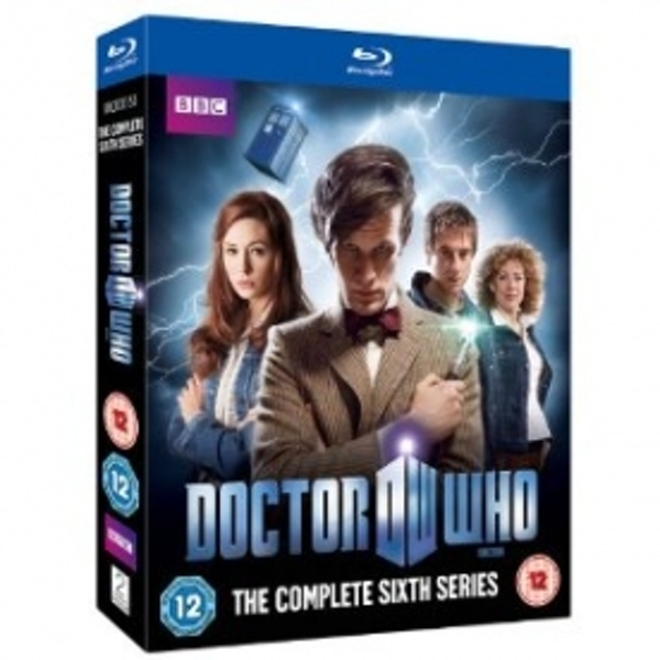 Doctor Who The Complete 6th Series Blu-ray