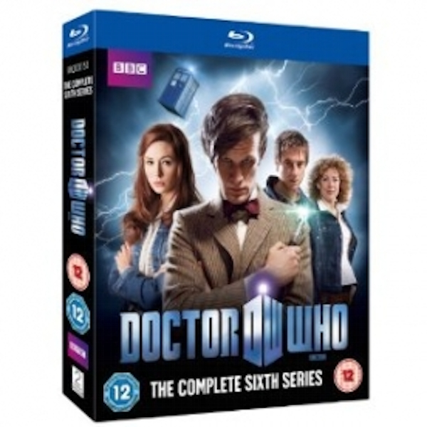 Doctor Who The Complete 6th Series Blu-ray - Image 1