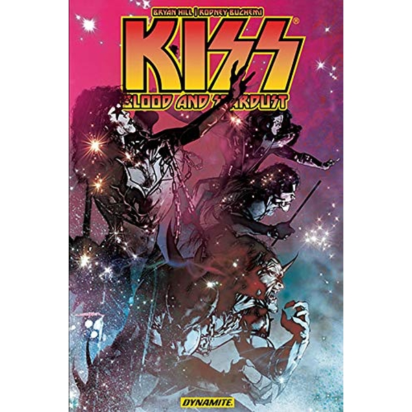 KISS: Blood & Stardust