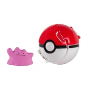 Pokemon Throw N Pop Poke Ball - Ditto