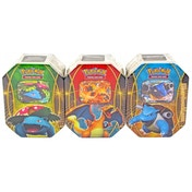Pokemon TCG 2014 EX Fall Tin