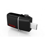 SanDisk Ultra 16 GB Dual USB Flash Drive USB 3.0 up to 130 MB/s
