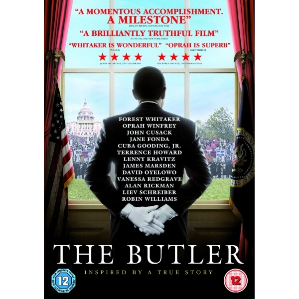 The Butler DVD