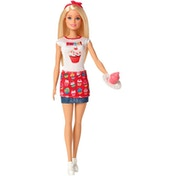 Barbie Cooking & Baking Doll