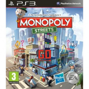 Monopoly Streets Game PS3