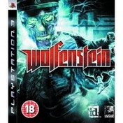 Ex-Display Wolfenstein Game PS3 Used - Like New