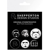 Original Stormtrooper Mix Badge Pack