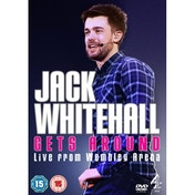 Jack Whitehall Gets Around Live from Wembley Arena DVD