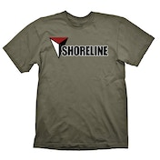 Uncharted 4: A Thiefs End Shoreline XX-Large T-Shirt