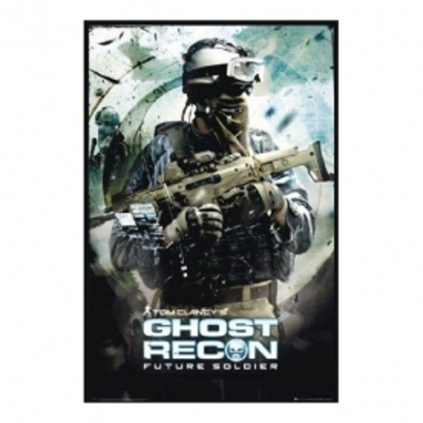how to get the ghost recon network stuff