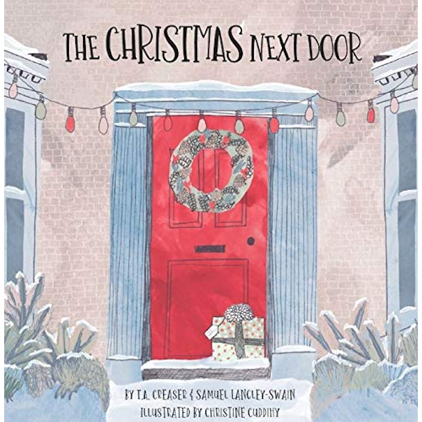 The Christmas Next Door  Paperback / softback 2018