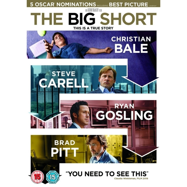 The Big Short DVD - Image 1