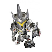 Reinhardt Cute But Deadly (Overwatch) Figure