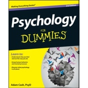 Psychology for Dummies, 2nd Edition by Adam Cash (Paperback, 2013)