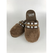 Chewbacca Sash Star Wars Mule Slippers (UK 8-10)