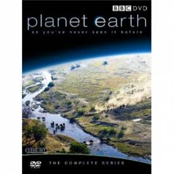 Planet Earth Complete BBC Series DVD
